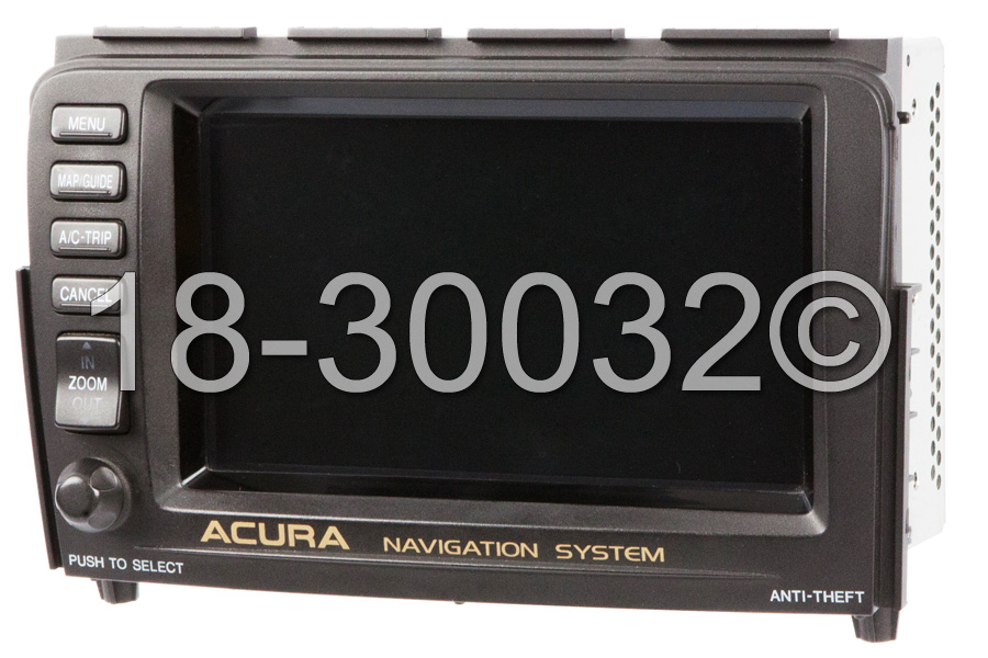 Acura MDX                            Center Module ScreenCenter Module Screen