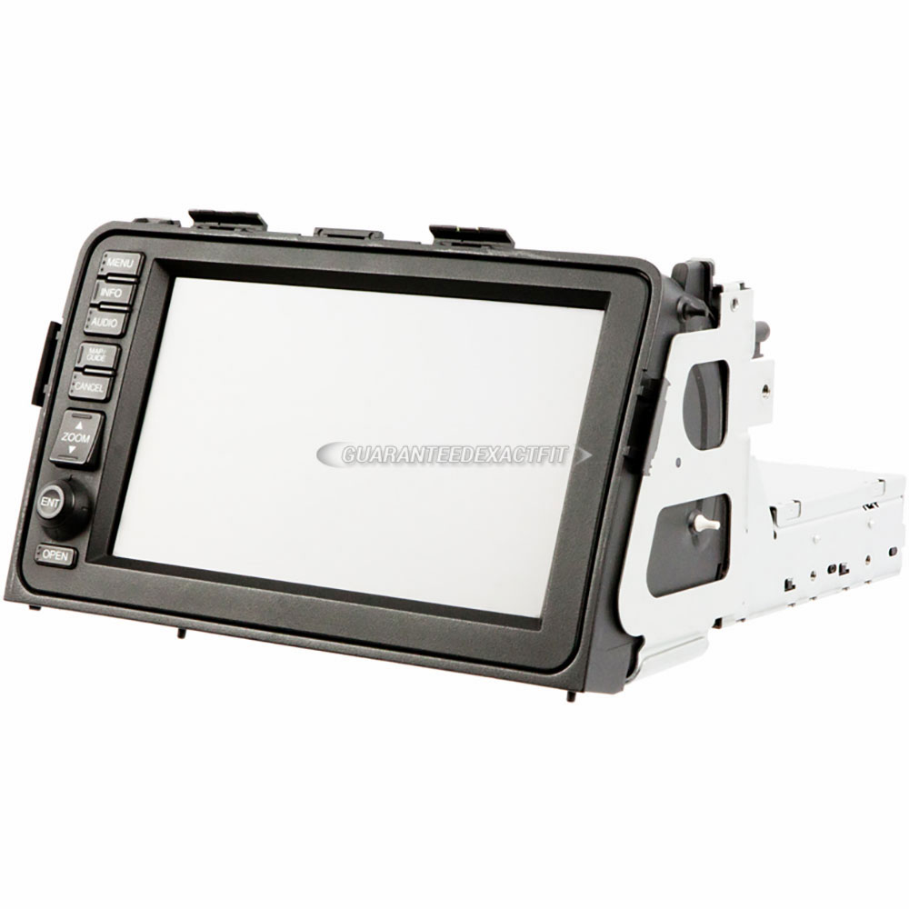 Honda Ridgeline                      Center Module ScreenCenter Module Screen