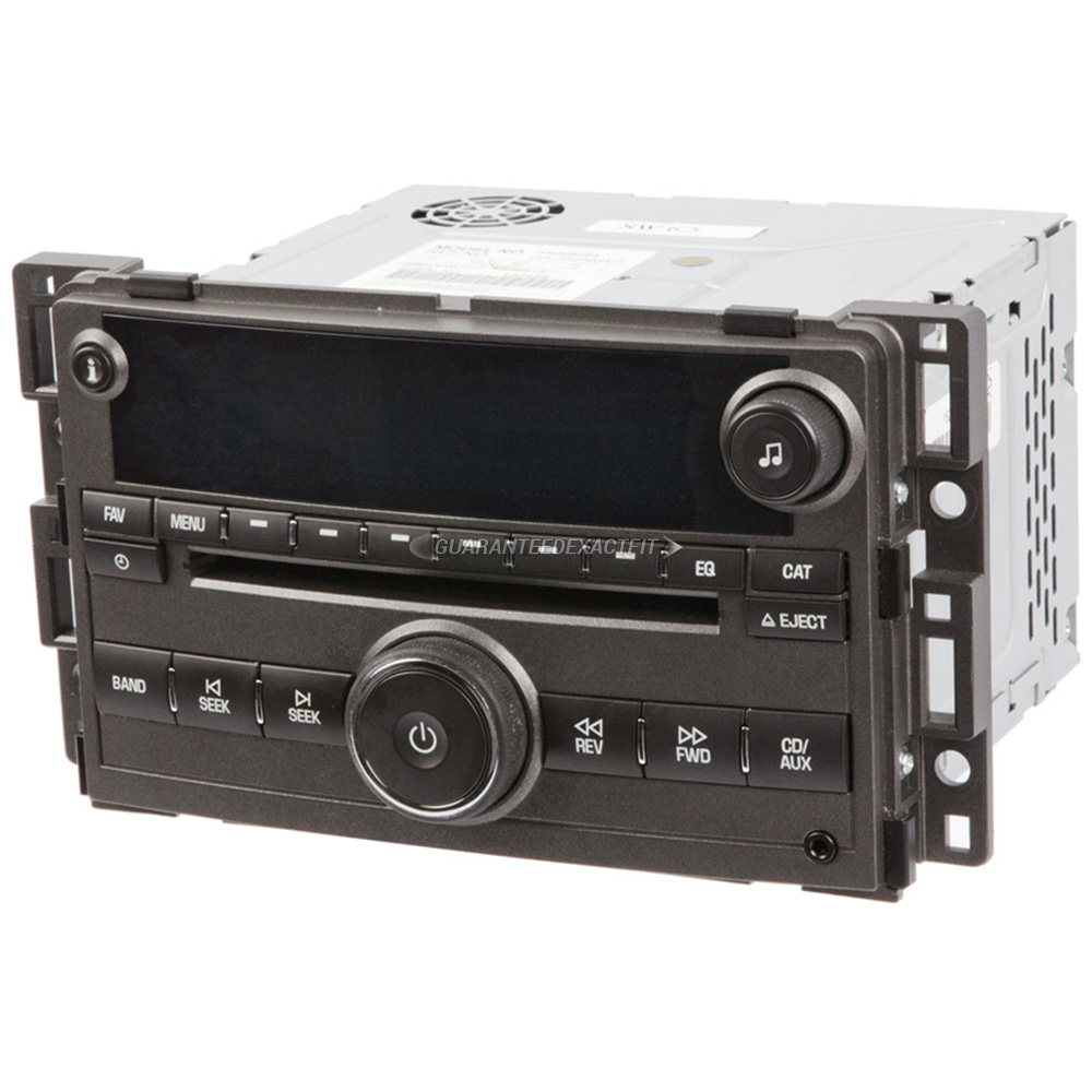 Chevrolet HHR                            Radio or CD PlayerRadio or CD Player