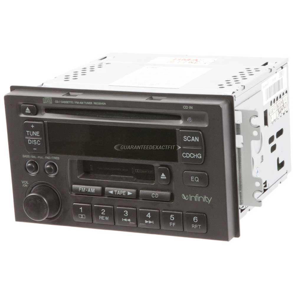 Hyundai XG350                          Radio or CD Player