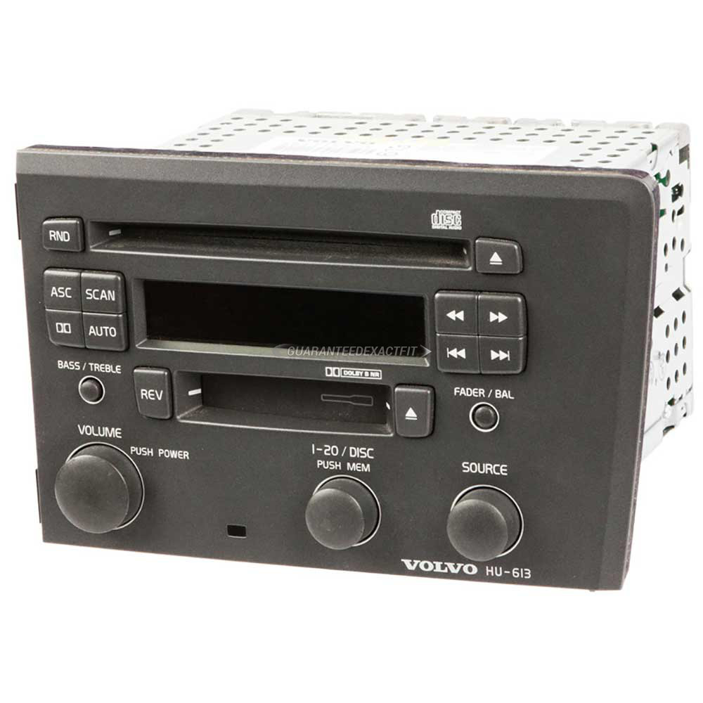 Volvo V70                            Radio or CD PlayerRadio or CD Player