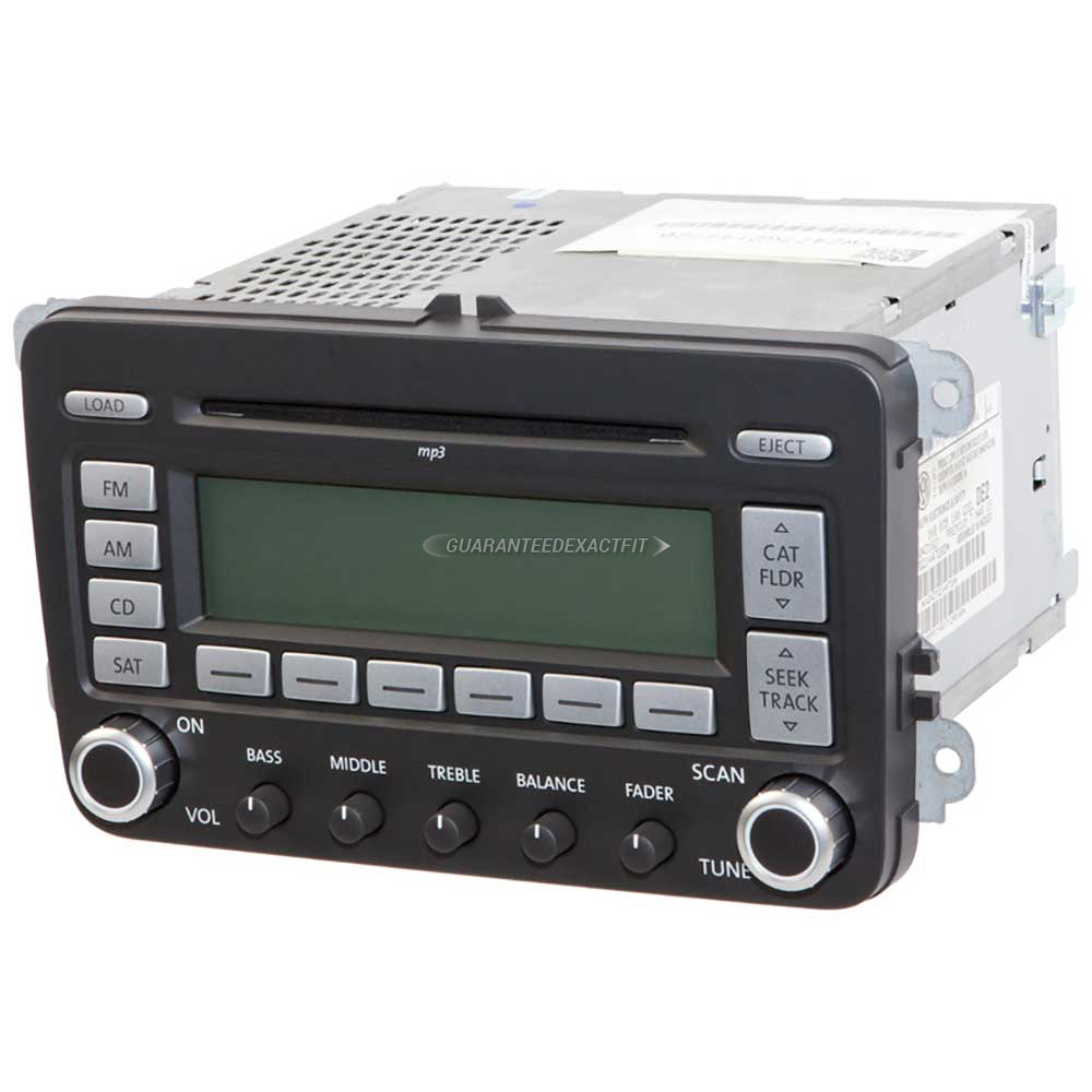 Volkswagen Rabbit                         Radio or CD PlayerRadio or CD Player