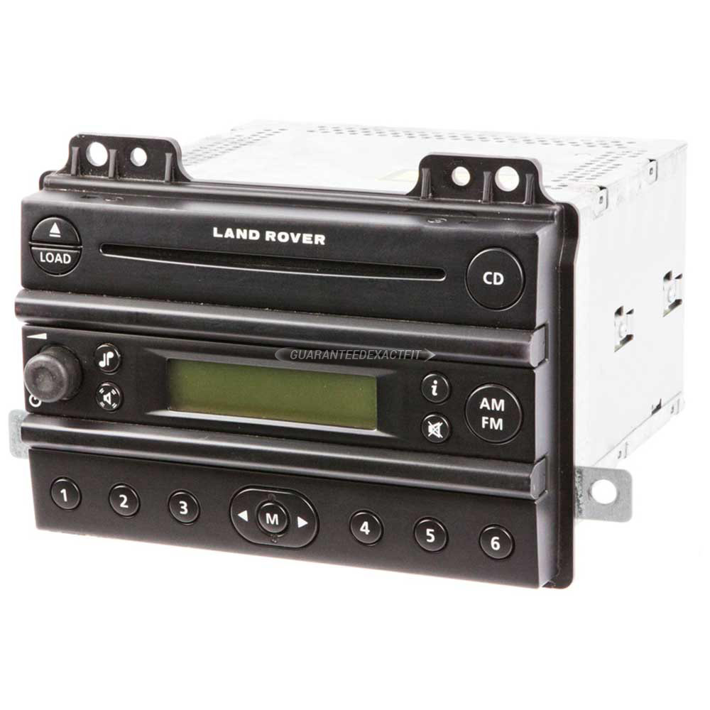 Land_Rover Freelander                     Radio or CD PlayerRadio or CD Player