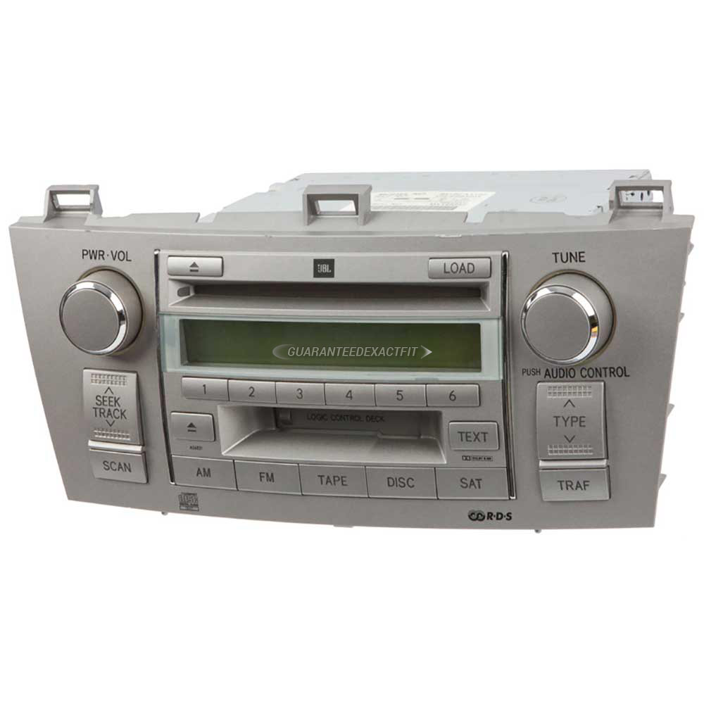 Toyota Solara                         Radio or CD PlayerRadio or CD Player