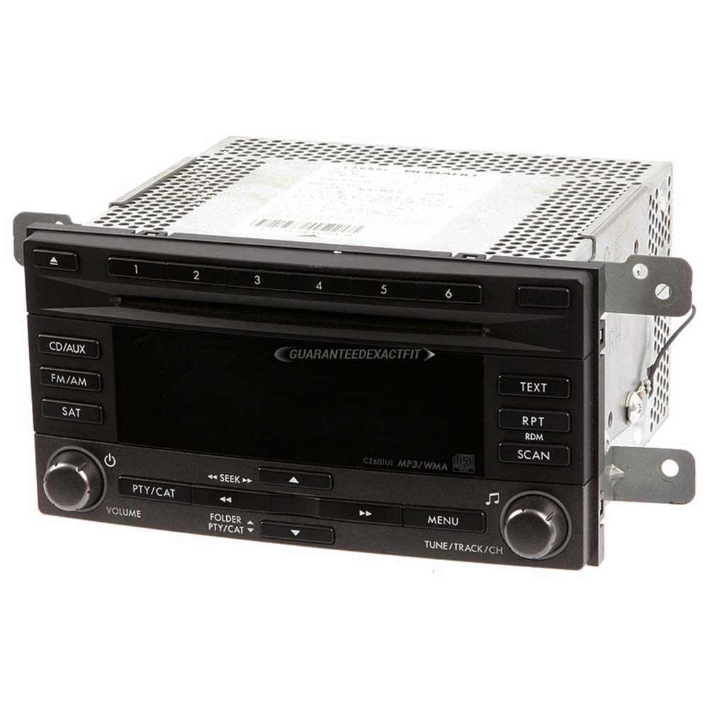 Subaru  Radio or CD Player