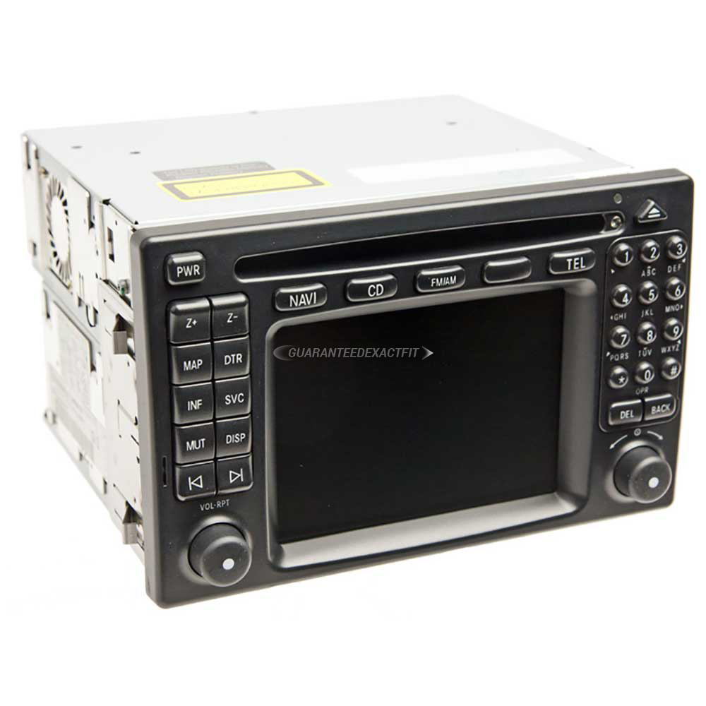 Mercedes_Benz CLK430                         Navigation UnitNavigation Unit