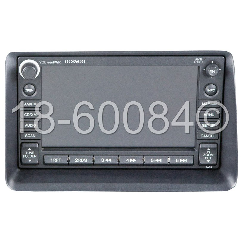 Honda Civic                          Navigation UnitNavigation Unit