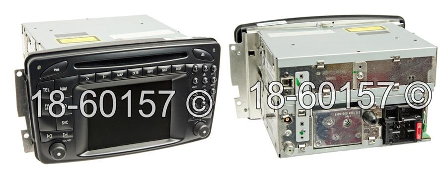 Mercedes_Benz G500                           Navigation UnitNavigation Unit
