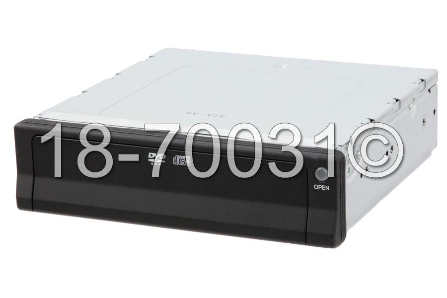 Acura RL                             DVD Navigation Module