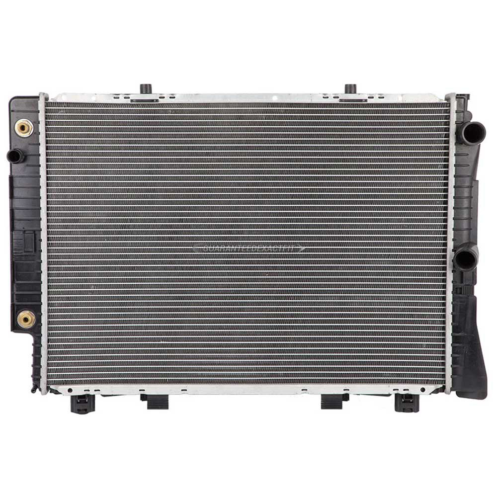 Mercedes benz s320 radiator lwb submodels for Mercedes benz coolant