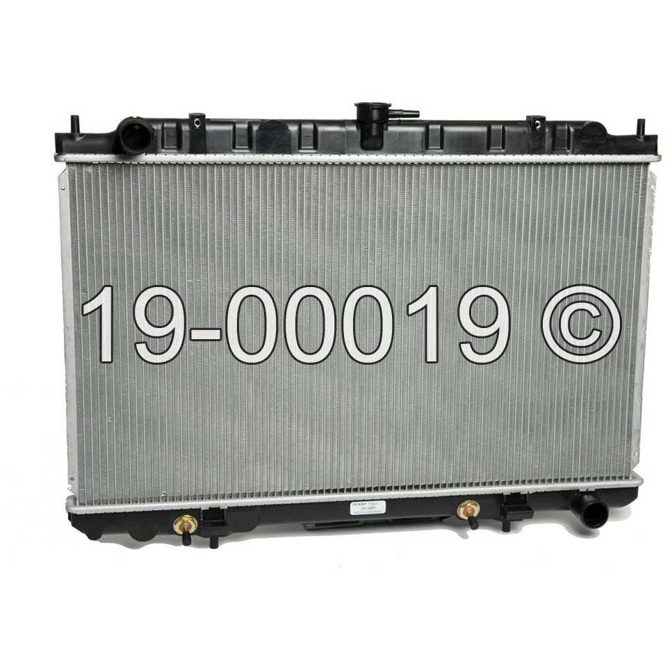 Infiniti I30                            RadiatorRadiator