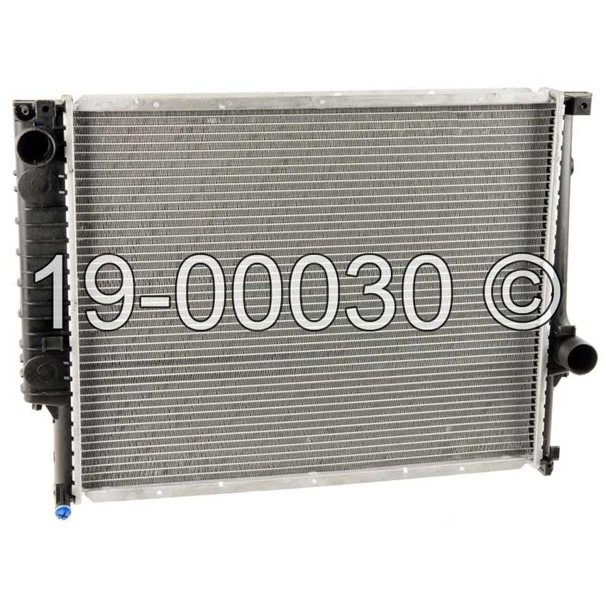BMW 328is                          RadiatorRadiator
