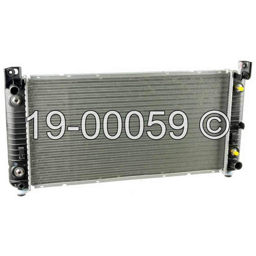 Hummer H2                             RadiatorRadiator