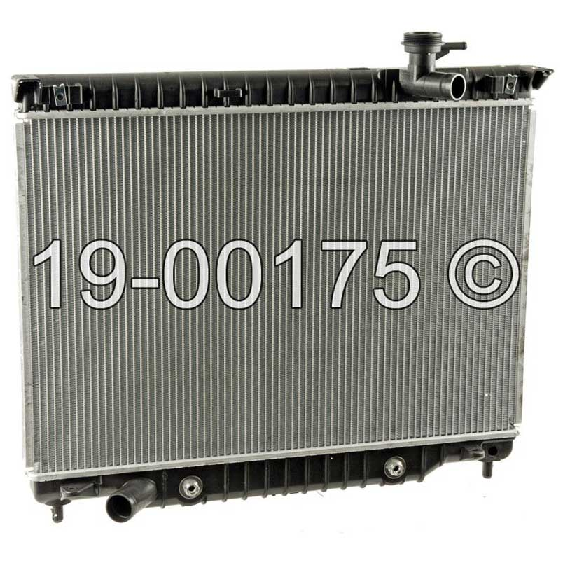 Chevrolet Trailblazer                    RadiatorRadiator