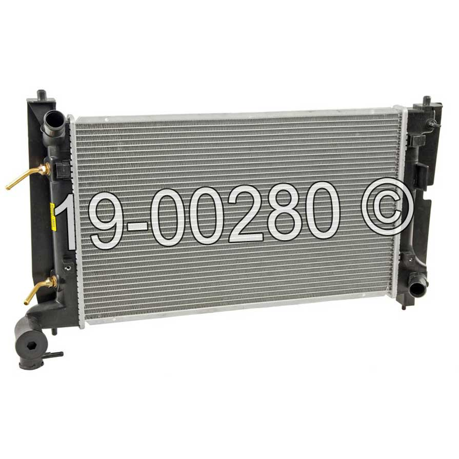 Kia Optima                         RadiatorRadiator