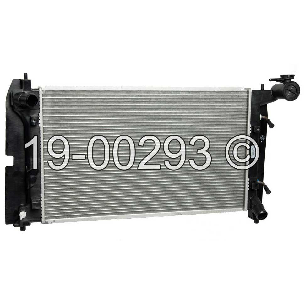 Toyota Matrix                         RadiatorRadiator