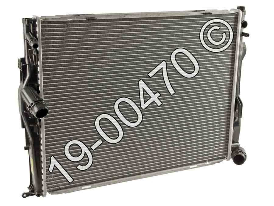 BMW 330xi                          RadiatorRadiator