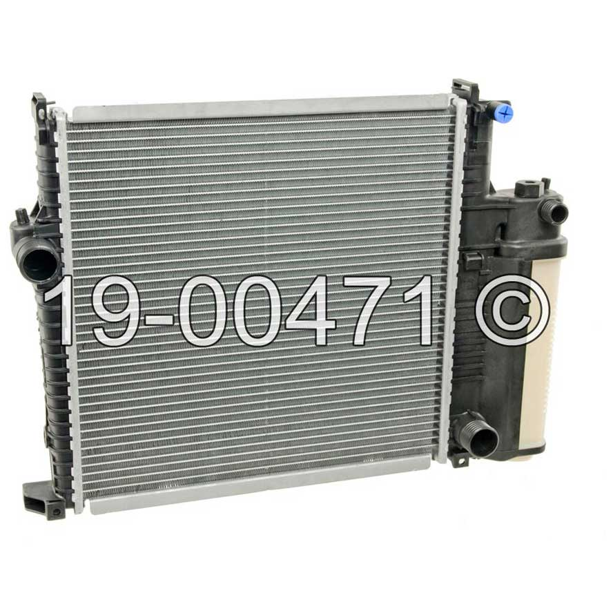 BMW 318is                          RadiatorRadiator