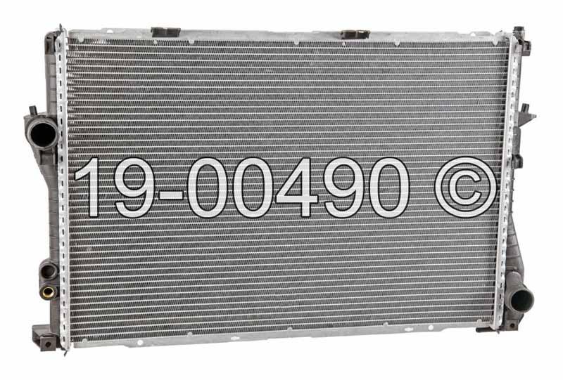 BMW 750iL                          RadiatorRadiator