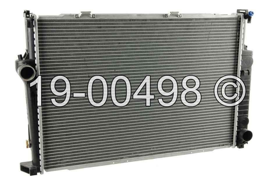 BMW 850                            RadiatorRadiator