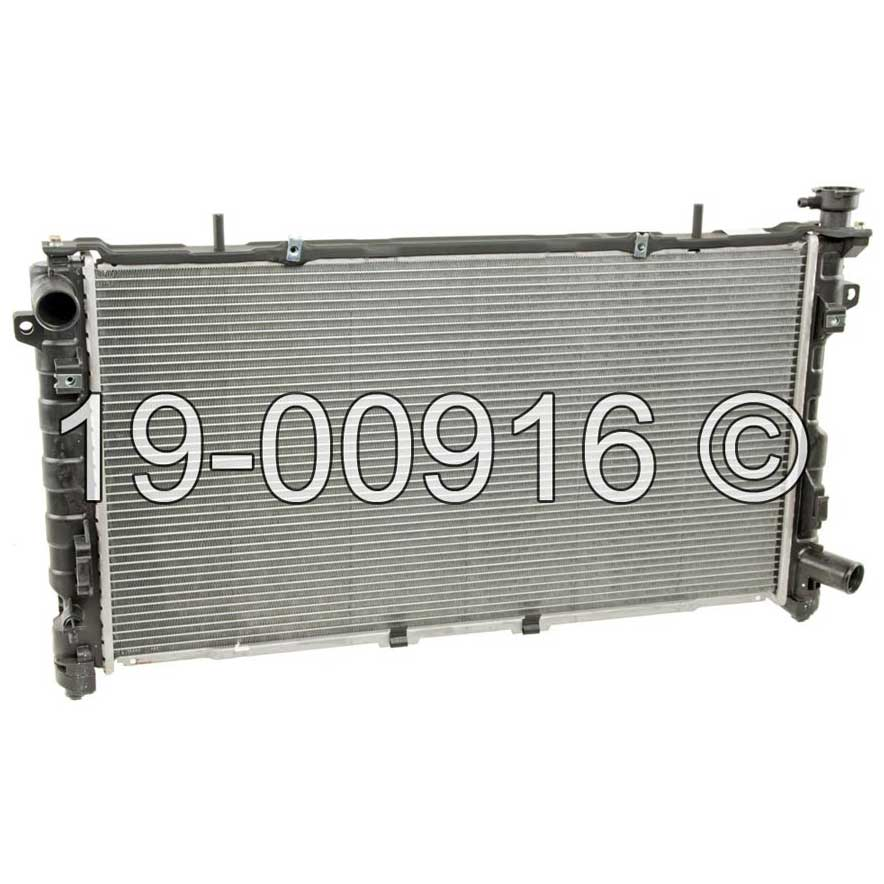 Dodge Grand Caravan                  RadiatorRadiator