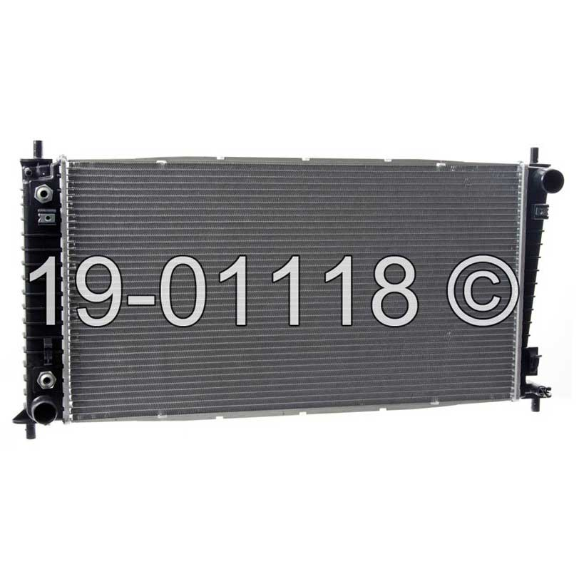 Lincoln Mark LT                        RadiatorRadiator