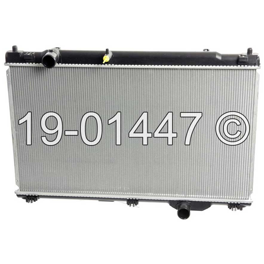 Lexus GS300                          RadiatorRadiator