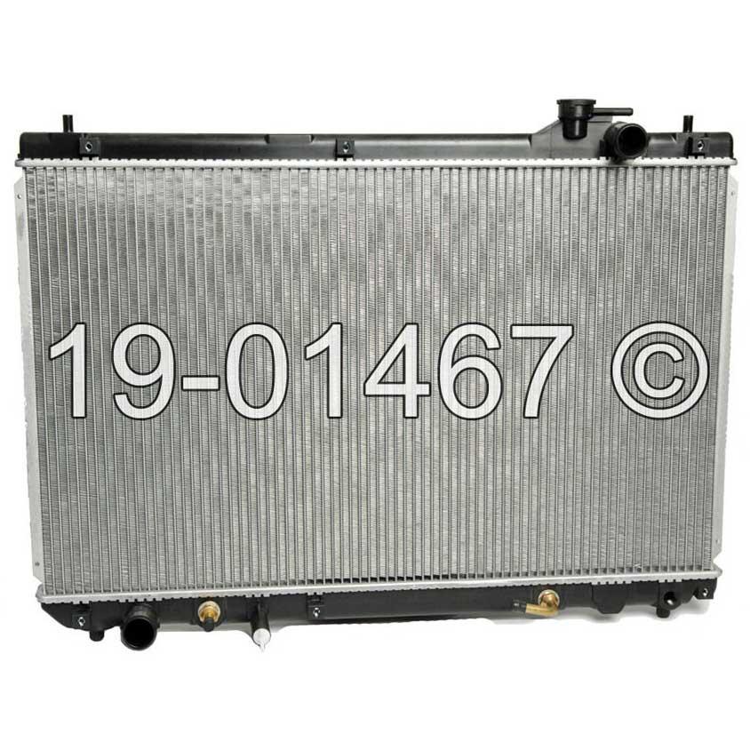 Lexus RX300                          RadiatorRadiator
