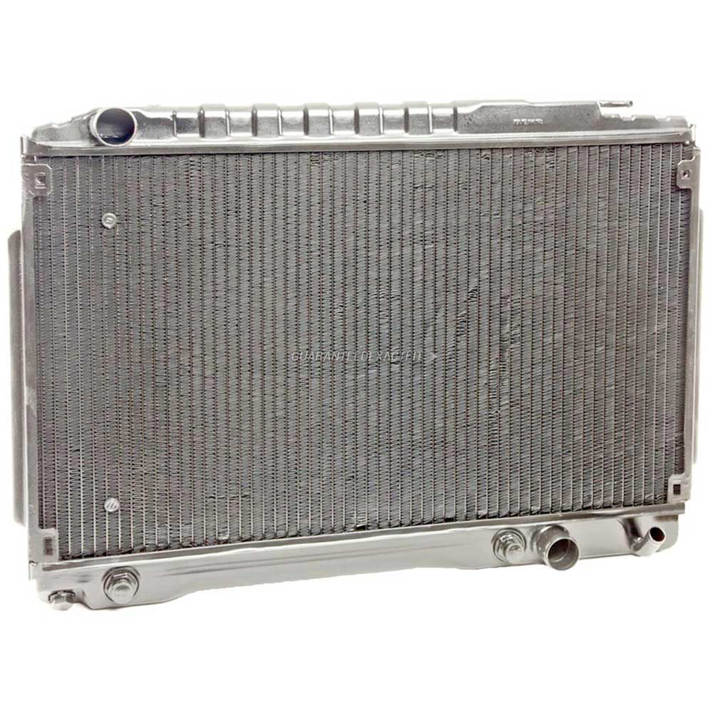 Mercedes_Benz 450SLC                         RadiatorRadiator