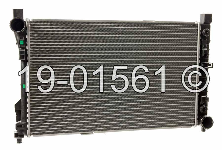 Mercedes_Benz C240                           RadiatorRadiator