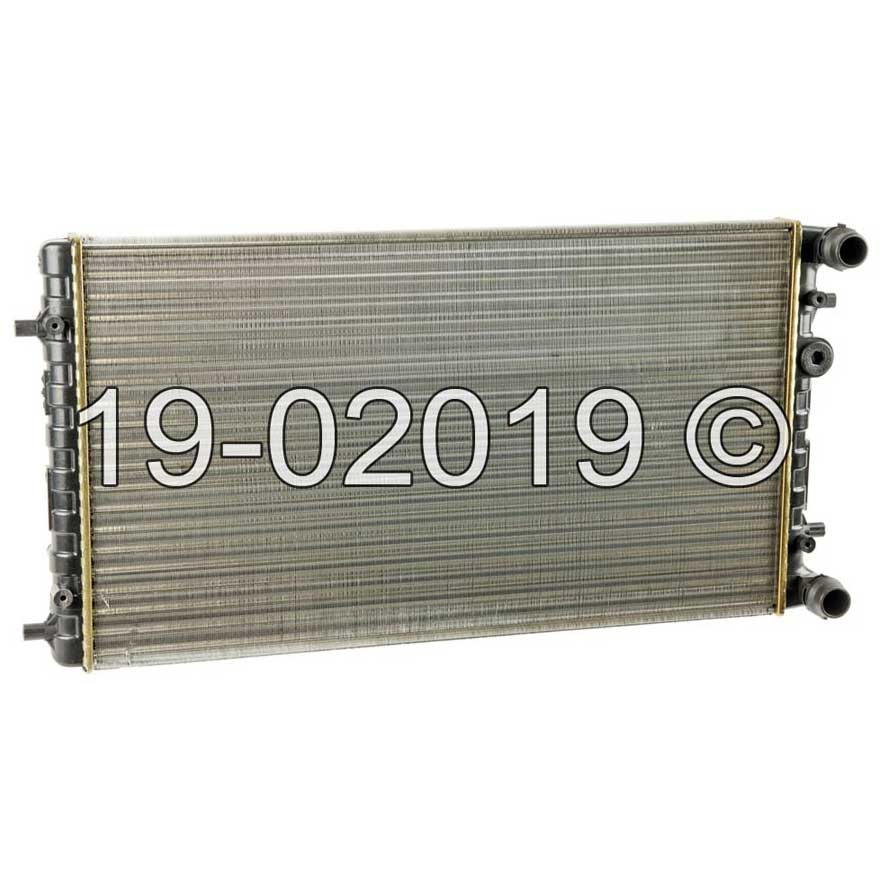 VW Beetle                         RadiatorRadiator