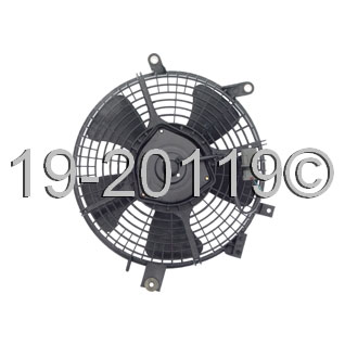 Geo Metro                          Cooling Fan AssemblyCooling Fan Assembly