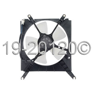 Chevrolet Metro                          Cooling Fan AssemblyCooling Fan Assembly