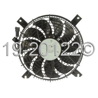 Chevrolet Tracker                        Cooling Fan AssemblyCooling Fan Assembly