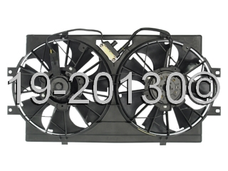 Dodge Intrepid                       Cooling Fan AssemblyCooling Fan Assembly