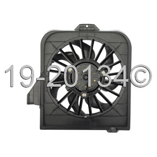 Chrysler Voyager                        Cooling Fan AssemblyCooling Fan Assembly