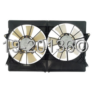 Chrysler Pacifica                       Cooling Fan AssemblyCooling Fan Assembly