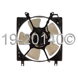 Dodge Avenger                        Cooling Fan AssemblyCooling Fan Assembly