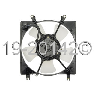 Eagle Talon                          Cooling Fan AssemblyCooling Fan Assembly