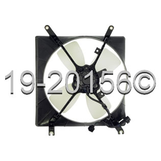 Plymouth Colt                           Cooling Fan AssemblyCooling Fan Assembly