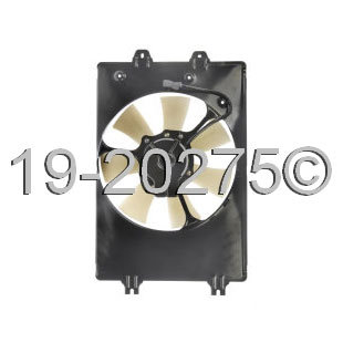 Honda Ridgeline                      Cooling Fan AssemblyCooling Fan Assembly