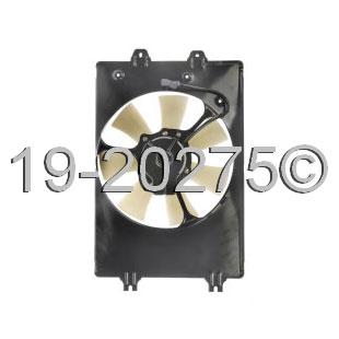 Honda Ridgeline                      Cooling Fan AssemblyCooling Fan Assembly