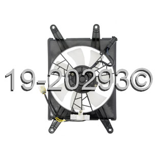 Hyundai Scoupe                         Cooling Fan AssemblyCooling Fan Assembly
