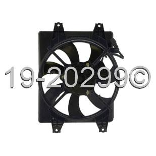 Hyundai Sonata                         Cooling Fan AssemblyCooling Fan Assembly