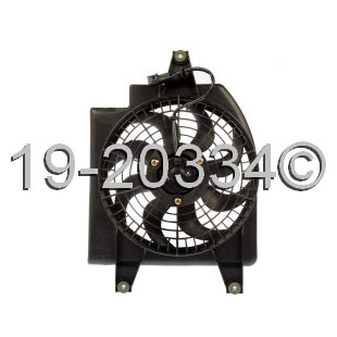 Kia Rio5                           Cooling Fan Assembly