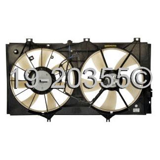 Lexus ES300                          Cooling Fan AssemblyCooling Fan Assembly