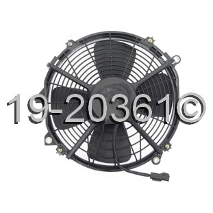 Lexus LS400                          Cooling Fan AssemblyCooling Fan Assembly