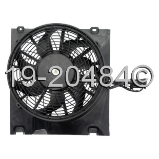 Saturn L-Series                       Cooling Fan AssemblyCooling Fan Assembly