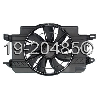 Saturn S Series                       Cooling Fan AssemblyCooling Fan Assembly