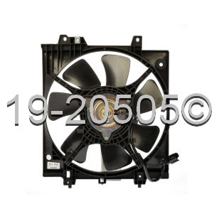 Subaru WRX                            Cooling Fan AssemblyCooling Fan Assembly
